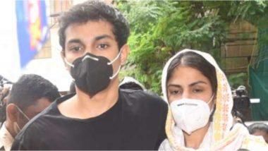 Sushant Singh Rajput Death Case: Showik Chakraborty, Brother of Rhea Chakraborty, Samuel Miranda Sent to NCB Custody Till September 9