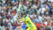 Steve Smith Scores Third-Fastest ODI Century for Australia, Achieves Landmark During IND vs AUS 1st ODI 2020