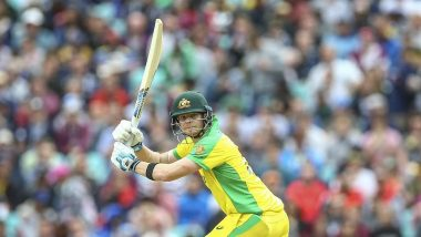 Steve Smith Scores Third-Fastest ODI Century for Australia