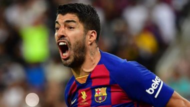 Luis Suarez All Set to Join Atletico Madrid After Spending Six Years With Barcelona, Heartbroken Fans Post Tweets on Social Media