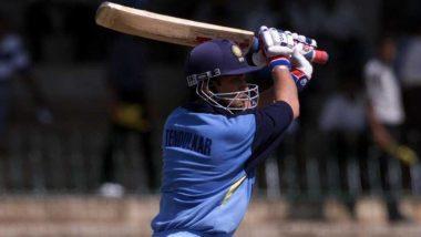 This Day That Year: Sachin Tendulkar Scored His Maiden ODI Century Against Australia in Colombo