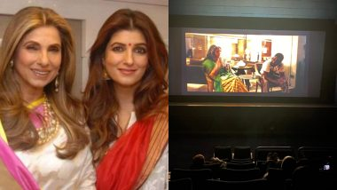 Tenet: Twinkle Khanna 'Finally' Watches Mom Dimple Kapadia's Film Directed by Christopher Nolan (Read Tweet)
