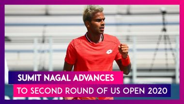 Sumit Nagal Advances To Second Round of US Open 2020 After Win Over Bradley Klahn