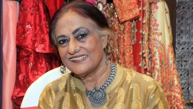 Sharbari Dutta Dies at 63, Eminent Fashion Designer Suffered a Stroke at Her Residence in Kolkata