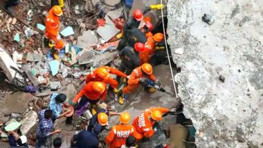 Bhiwandi Building Collapse: Death Toll Rises to 35, Search for More Victims Underway; Here's What We Know So Far