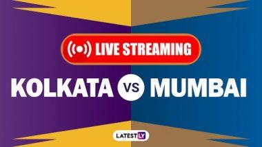 Knight Riders vs Mumbai Indians, IPL 2020 Live Streaming Online