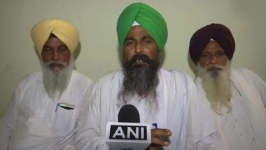 Farmers' Protest: Rail Roko Agitation Announced by Farmers' Body in Punjab From September 24 to 26 Against Three Agriculture Ordinances by Centre