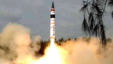 Prithvi Short-Range Ballistic Missile Developed by DRDO Successfully Test-Fired From Balasore in Odisha; All You Need to Know