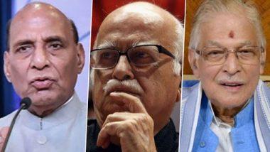 Babri Masjid Demolition Case Verdict: Rajnath Singh, LK Advani, Murli Manohar Joshi Hail Decision by Special CBI Court, Here's Who Said What