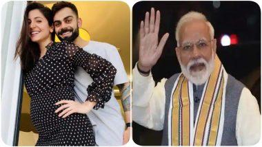 PM Narendra Modi Thanks Virat Kohli For Birthday Wishes, Says 'You and Anushka Sharma Will Be Amazing Parents'
