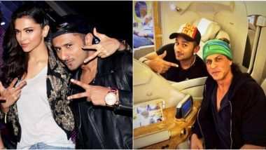 Yo Yo Honey Singh Says Deepika Padukone and Shah Rukh Khan Supported Him During His Struggle With Mental Health Problems