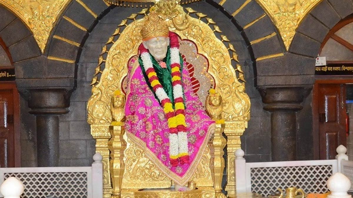 Shirdi Sai Baba Mahasamadhi 2020 Hd Images And Wallpapers For Free Download Online Whatsapp Stickers Facebook Messages And Greetings To Send On His Punyatithi Latestly