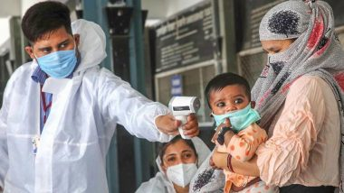 India Reports 55,722 Coronavirus Cases, Over 65,000 Recoveries in Past 24 Hours, COVID-19 Tally Goes Past 75 Lakh