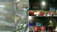 Mumbai Fire: Blaze Erupts at City Centre Mall in Nagpada Area; No Injuries Reported