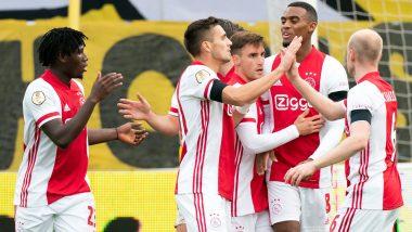 Ajax Thrash VVV Venlo 13-0 To Create Eredivisie History (Watch Goal Video Highlights)