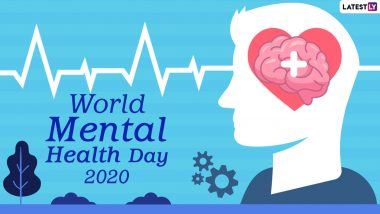 World Mental Health Day 2020 Messages and Images Take Over Twitter, Netizens Share Thought-Provoking Quotes to Address Mental Health