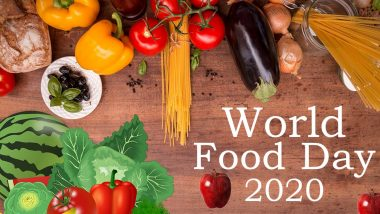 World Food Day 2020 Date, Theme and Significance: Celebrate FAO's Foundation Day by Raising Awareness of the Issues Surrounding Poverty & Hunger