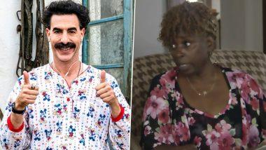 Sacha Baron Cohen Donates $100,000 to Borat 2 Co-Star Jeanise Jones' Church Community