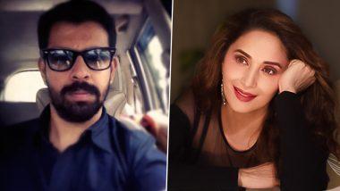 Taish Director Bejoy Nambiar To Helm Madhuri Dixit Nene's Web Debut!