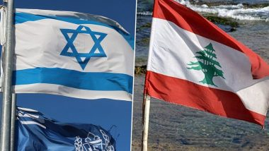 Israel, Lebanon Begin 2nd Round of UN-Mediated Talks to Resolve Maritime Border Dispute
