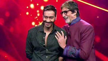 Amitabh Bachchan Turns 78! Ajay Devgn Extends Heartfelt Wishes To 'Amitji' On His Birthday