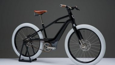 Harley-Davidson 'Serial 1', First Electric Bicycle Unveiled