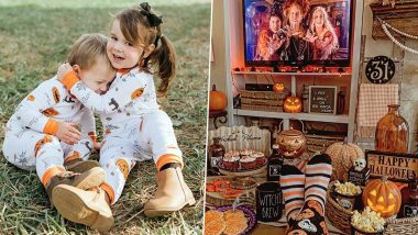 Halloween 2020 Costumes Get Cosy! Best Pairs of Halloween Pajamas to Celebrate the Spook Festival Comfortably at Home (View Pics)