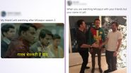 Lalit From Mirzapur 2 Funny Memes & Jokes Online: Cuss Word Used With Name in the Amazon Hit Series Gets Hilarious Reactions on Social Media