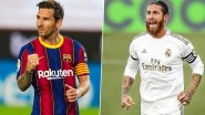 BAR 1-1 RMA I Barcelona vs Real Madrid Live Score Updates El Clasico, La Liga 2020-21: Half Time! Arch Rivals Inseparable At Interval