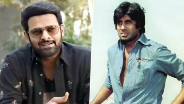 Prabhas Wishes Amitabh Bachchan On His 78th Birthday And Thanks The Legend For Inspiring Everyone!