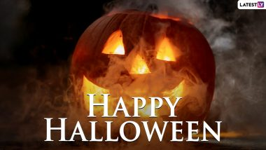 Halloween 2020 Greeting Cards, Wishes & Spooktacular HD Images: Send These GIFs, Quotes & Messages to Your Loved Ones on October 31