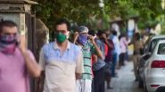India Reports Over 2 Lakh COVID-19 Cases in Past 24 Hours, Highest Single-Day Rise So Far; Coronavirus Tally Crosses 1.40 Crore-Mark