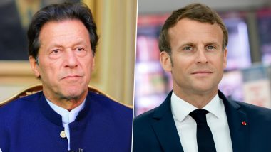 Emmanuel Macron Has Attacked Islam and Hurt Sentiments of Muslims: Pakistan PM Imran Khan Over Prophet's Cartoon Row in France