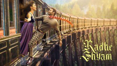Radhe Shyam Motion Poster: A Beautiful Journey that Encapsulates Prabhas-Pooja's Romance