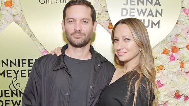 Tobey Maguire's Wife Jennifer Meyer Files for Divorce 4 Years After Splits