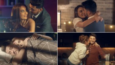 Judaiyaan Out Now: This Surbhi Jyoti-Darshan Raval Melody Captures the Pain Of A Heartbreak Perfectly (Watch Video)
