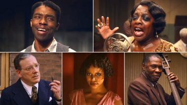 Ma Rainey's Black Bottom Trailer: Chadwick Boseman's Last Film, Also Starring Viola Davis In Titular Role, To Release On Netflix Ahead Of Christmas 2020 (Watch Video)