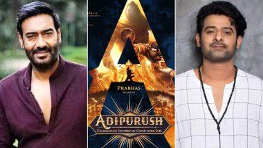 Adipurush: Ajay Devgn Not A Part Of Prabhas Starrer?