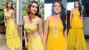 Navratri 2020 Day 6 Colour Yellow: Nia Sharma or Jasmin Bhasin - Whose Take on Sunshine Colour Will You Like to Ape?