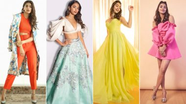 Pooja Hegde Birthday: Smart, Sassy and Uber-Stylish - Words that Perfectly Describe her Style File (View Pics)