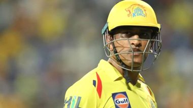 MS Dhoni To Retire From IPL? Netizens Speculate After CSK Captain Gifts Jersey to Pandya Brothers & Jos Buttler