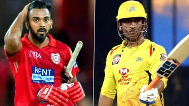 Kings XI Punjab vs Chennai Super Kings, IPL 2020 Toss Report and Playing XI Update: CSK Remain Unchanged As KL Rahul Elects to Bat First