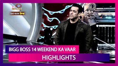 Bigg Boss 14 Weekend Ka Vaar Updates   19 October 2020: Shehzad Deol, Abhinav Shukla, Jaan Kumar Sanu in Bottom 3