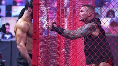 WWE Raw Oct 19, 2020 Results And Highlights: Randy Orton Addresses Drew McIntyre Ahead of World Title Match at Hell in a Cell; Asuka Defeats Lana to Retain Women's Championship (View Pics)