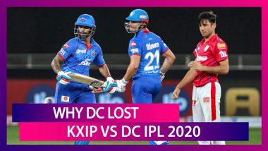 Punjab vs Delhi IPL 2020: 3 Reasons Why Delhi Lost To Punjab
