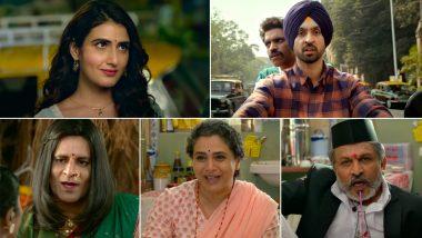 Suraj Pe Mangal Bhari Trailer: Manoj Bajpayee, Diljit Dosanjh and Fatima Sana Shaikh's Film Is High on Humour (Watch Video)