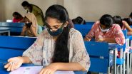 Cyclone Nivar: UGC-NET 2020 Exam Scheduled Tomorrow Stands Postponed in Tamil Nadu and Puducherry