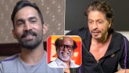 IPL 2020: Shah Rukh Khan Promises Rajinikanth Fan Dinesh Kartik Lunch at Thalaiva's Chennai Home (Watch Video)