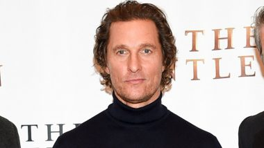 Matthew McConaughey Is Looking Forward to Start a Career in Stand-Up Comedy