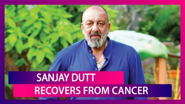 Sanjay Dutt Shares News About His Recovery From Cancer On Twins Shahraan & Iqra's Birthday, Says 'Happy To Come Out Victorious'